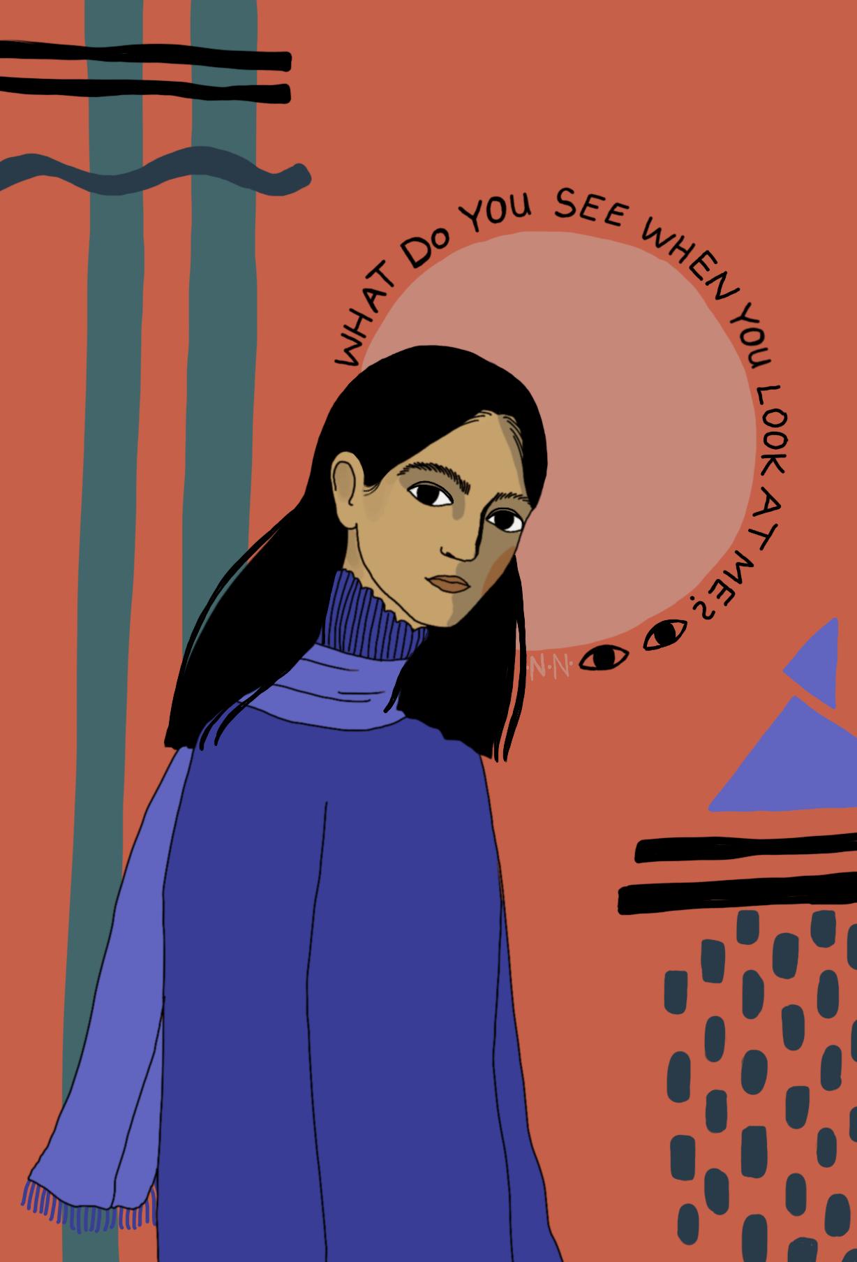 Cover Oktober 2020 | Nursima Nas